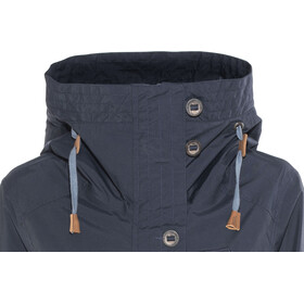 Tenson Elsy Jacket Women Dark Blue